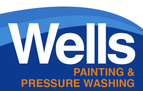 Wells Painting and Pressure Washing Logo